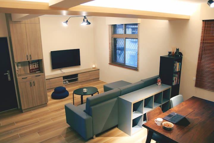 MV cozy house