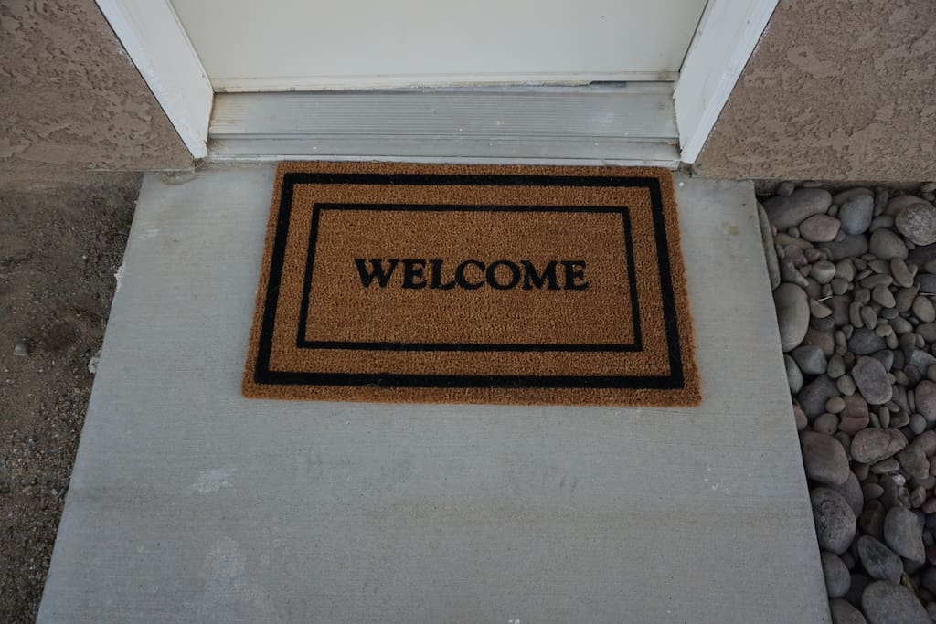 Welcome to EchoLove Casita your home away from home.