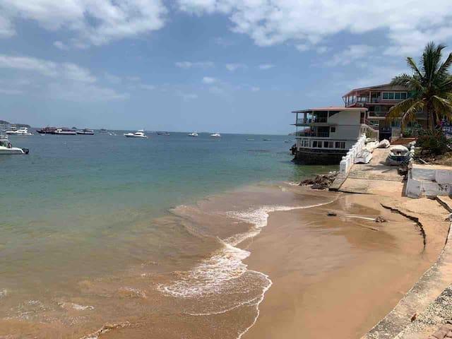 Taboga, Isla en el Pacifico de Panamá.