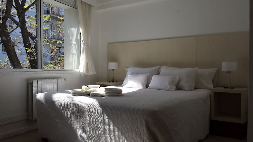 WHITE ROOM in the best location!! - Buenos Aires - Bed & Breakfast