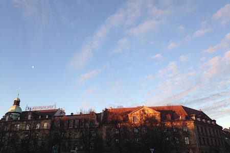 Historicistic dream in the center - Bamberg - Apartamento