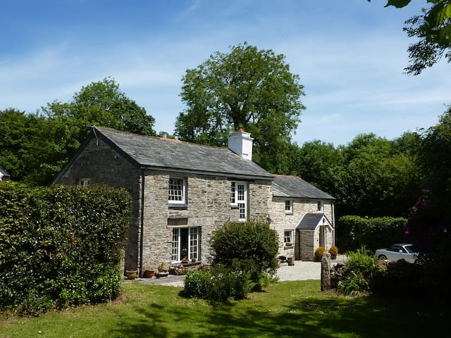 RYLANDS FARMHOUSE- GREAT LOCATION  say our guests!