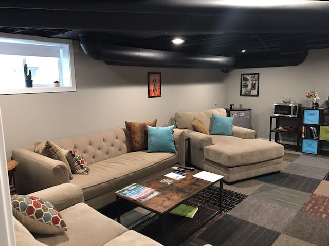 Ingersoll Basement Suite! (Entire Basement)