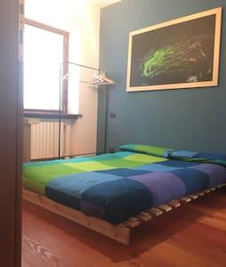 Stanza matrimoniale con bagno privato - San Vito di Cadore - Apartamento