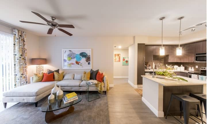 A place of your own | 1BR in Boca Raton