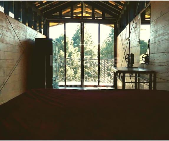 Habitación con hermosa vista en tercer piso