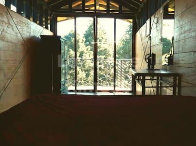 Habitación con hermosa vista en tercer piso - Cabin
