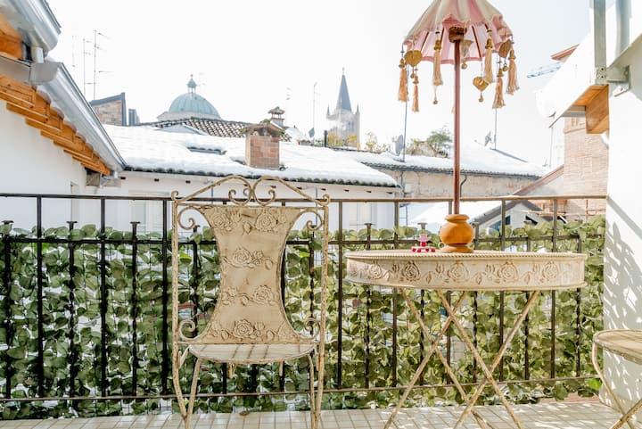 A casa di Chiara - Mansarda -