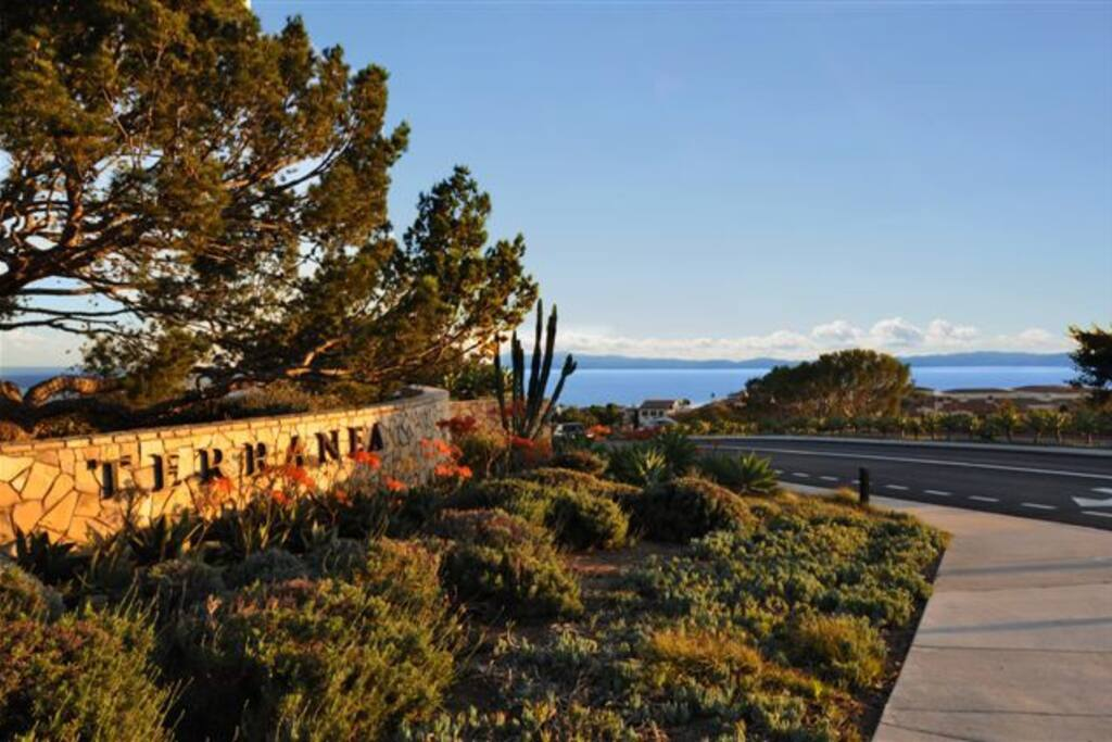 Terranea resort by the ocean in Rancho Palos Verdes.  Individually owned 3 bedroom casita with over 2000 sf ocean front