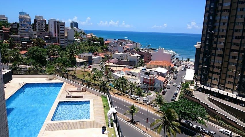 2 QUARTOS COM VISTA PARA O MAR - Salvador - Apartment