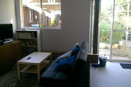 Cozy Granny Flat with a garden view - Bull Creek
