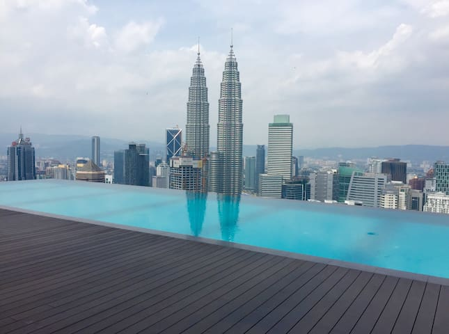 The Face- Luxurious 2 Bedroom - Kuala Lumpur - Condo