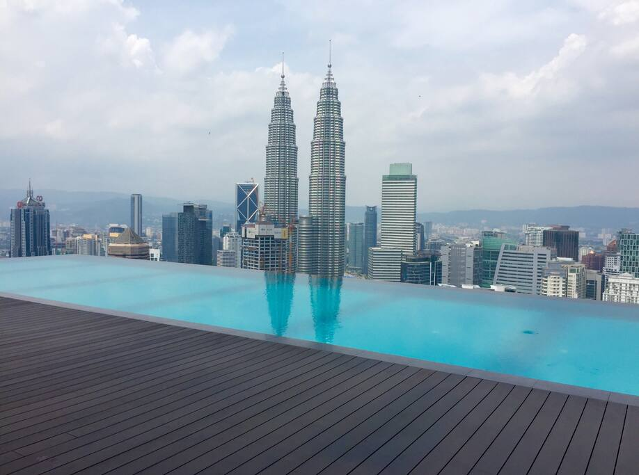 Platinum Suites Luxurious 2 Bedroom Apartments For Rent In Kuala Lumpur Wilayah Persekutuan