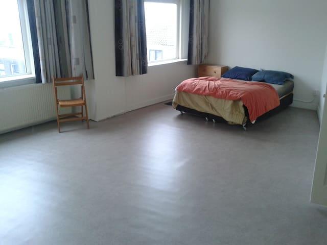 Ruime kamer voor 2 personen - Schiedam - Flat