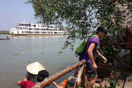 Mekong Delta Swimming  pool