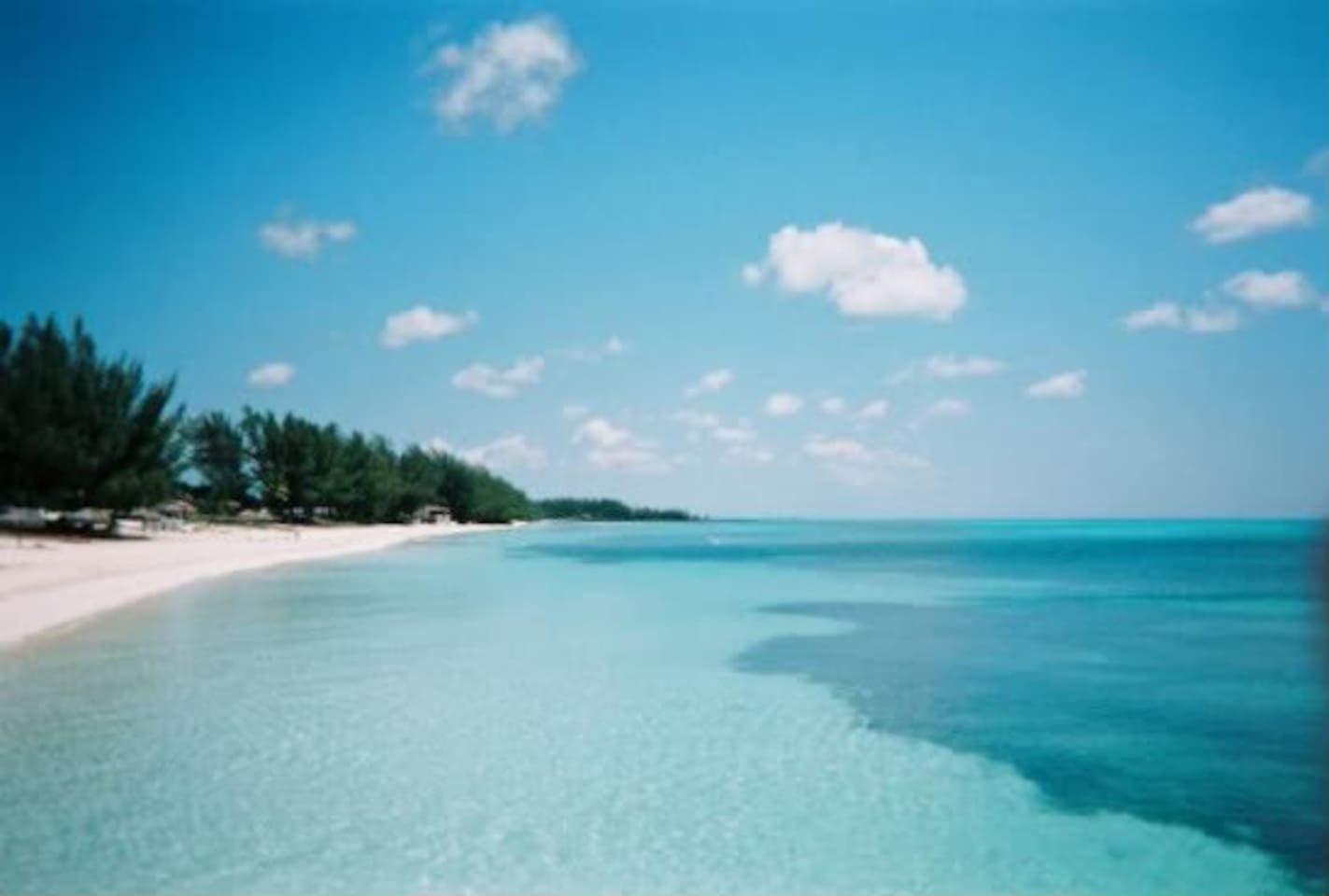 Miles of white sand beaches steps from your door