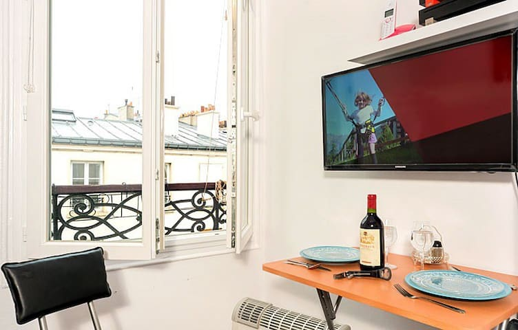 Cozy rue de Grenelle Studio - Paris - Apartment