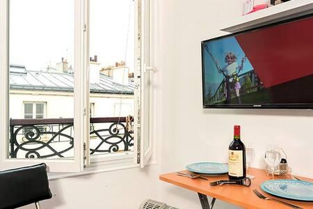 Cozy rue de Grenelle Studio - Paris - Wohnung