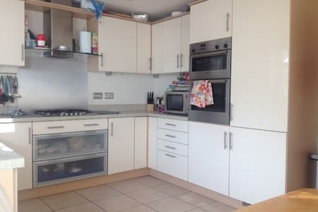 Double Room in 3 storey town house - Oxford - Bed & Breakfast