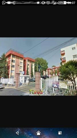 Renta Cuarto Individual en Depa - Cidade do México - Apartamento