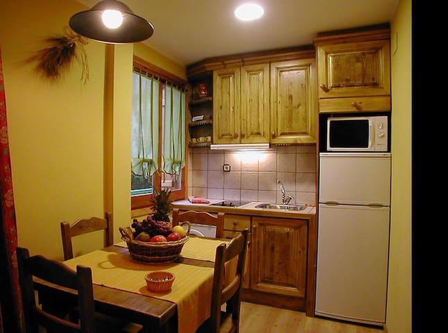 Apartamentos Los Pirineos Biescas - 702