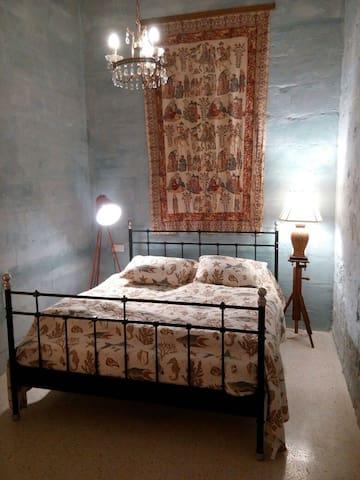Bedroom 3: Blue Bedroom