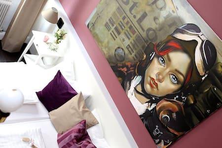 Boutique-Zimmer in kleinem Hotel - Vienna