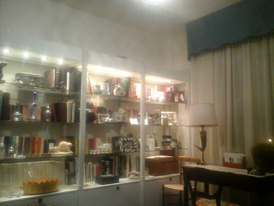 La camera - libreria