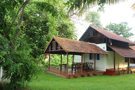 Kurialacherry House: Pavithram Room - Alappuzha - Villa