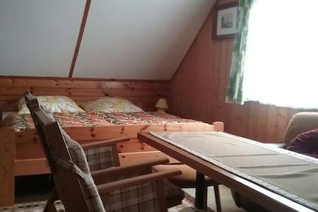 Kleines Ferienhaus in Liebengrün - Apartment