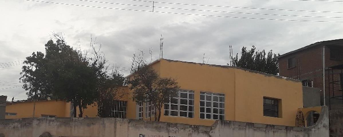 Se renta casa en Arizpe Sonora México.