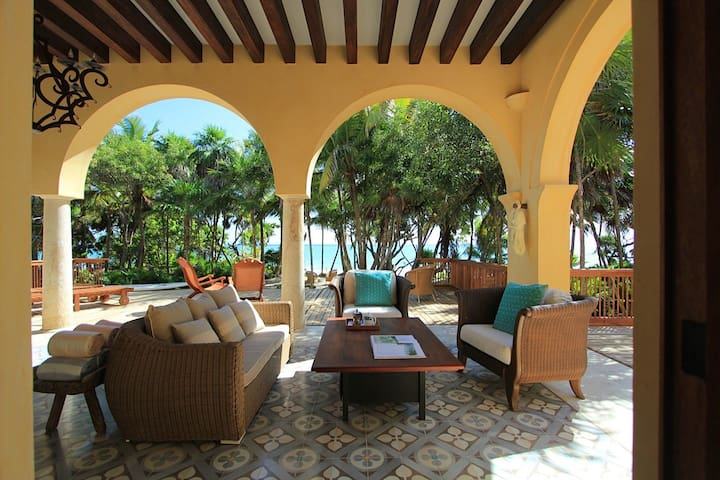 Hacienda Chekul Beach Villa (up to 4 guests) - Tulum