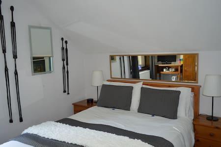Room 4 - Double en-suite room  - Onich