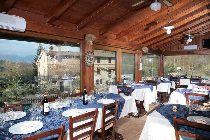 Agriturismo Ponte Riocchio Umbria a Gubbio - Gubbio - Bed & Breakfast