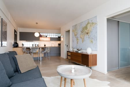 Cozy central apartment with a view - Frederiksberg - Apartment