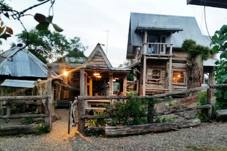 Unique farm escape in Sunshine Coast hinterland