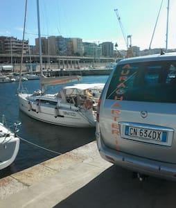 LuxurySailYacht at Aeolian islandsF - Filicudi Porto