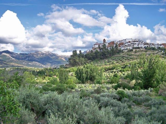 Naturaleza en pareja en Cazorla - Quesada