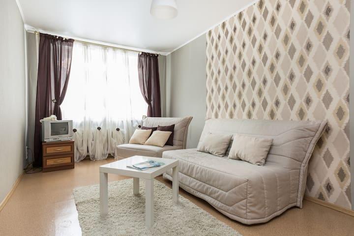 2-х комнатные апартаменты у Москвы - Dolgoprudny - Appartement