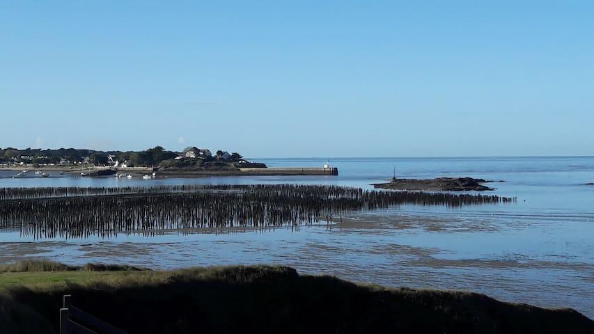 Maison proche des plages de Pen Bé