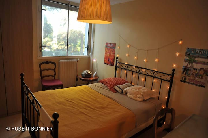 CHAMBRE quartier résidentiel - Montpellier - Bed & Breakfast