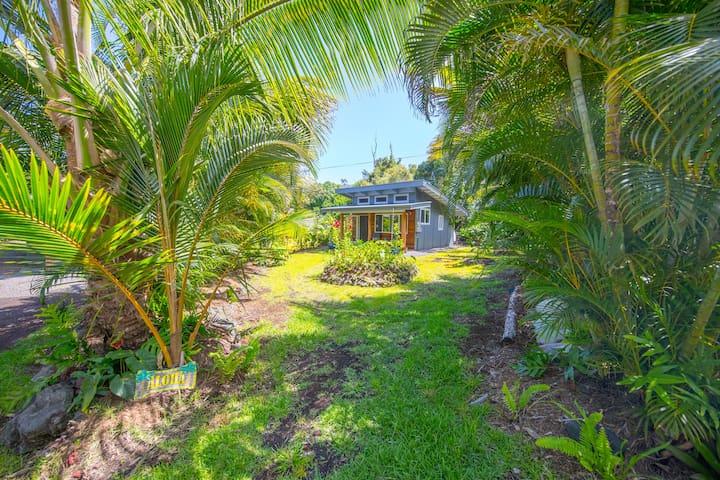 Forest Lot Cottage - Pāhoa