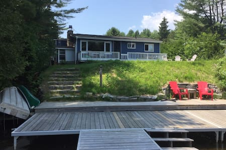 Renovated Waterfront Home