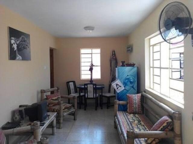Casa Cuba Hostal Aeropuerto Room 2 (HAVANA)