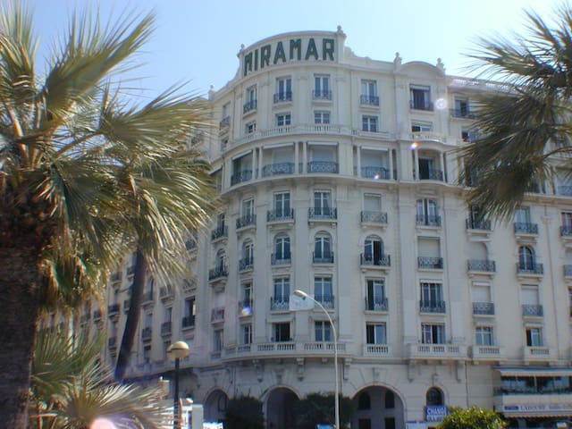Lovely Studio at Le Palais Miramar - Cannes - Appartement