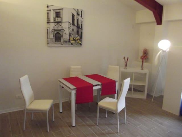 Brevi Soggiorni in Bilocale confort - Cascina - Appartement
