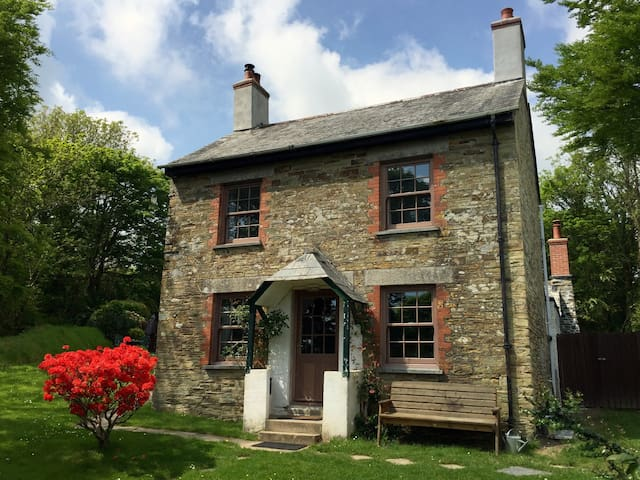 Trengrove Cottage at Hill House