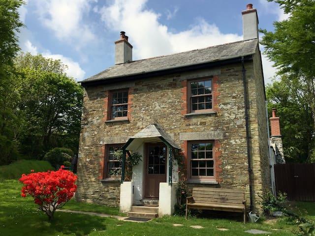Trengrove Cottage at Hill House - Duloe, Nr Liskeard - Talo