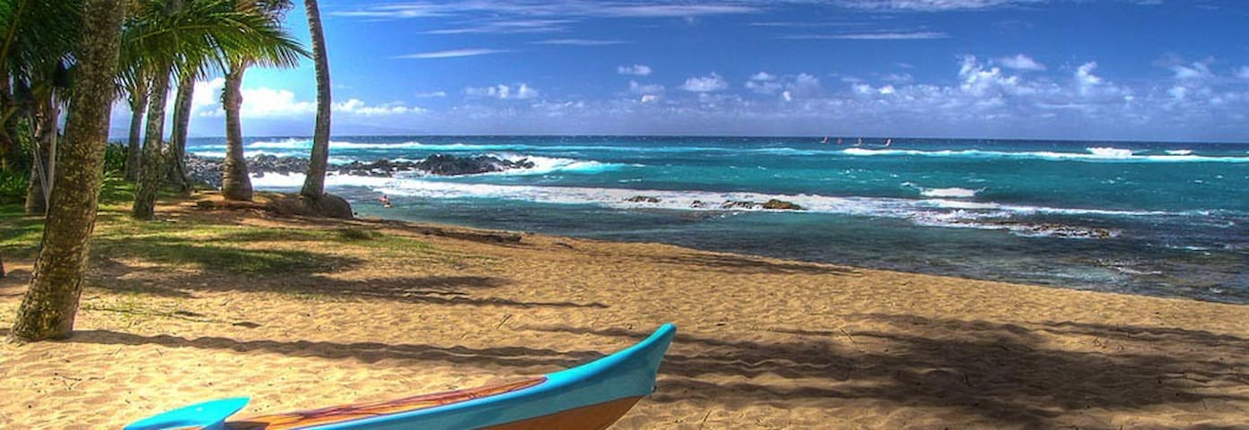 Grom's Hideaway IS the North Shore - Paia - House