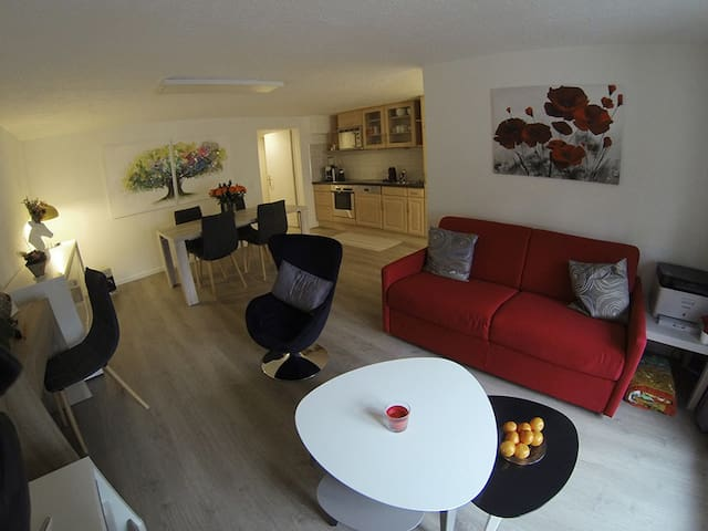 Point Cardinal, 73m2 - Grand-Lancy - Apartment